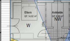 Feng Shui Schlafzimmer Plan